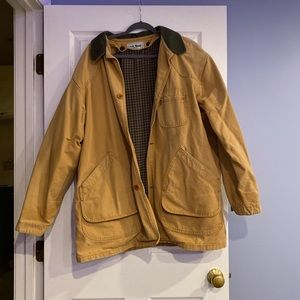 LL Bean Field Coat